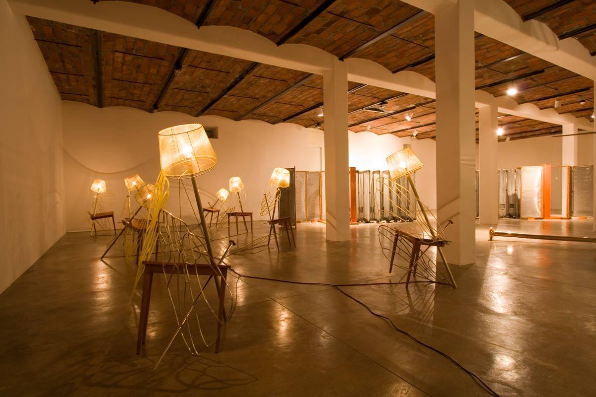 """""""Laminadas Almas"""" – MoMA PS1"""