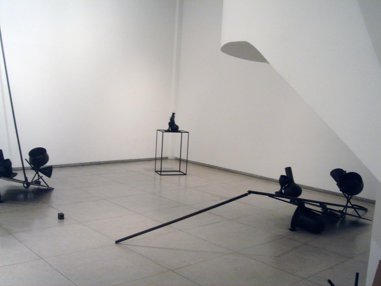 """Exposição Individual – """"Em Noite Escura"""" – Manoel Macedo Galeria de Arte"""