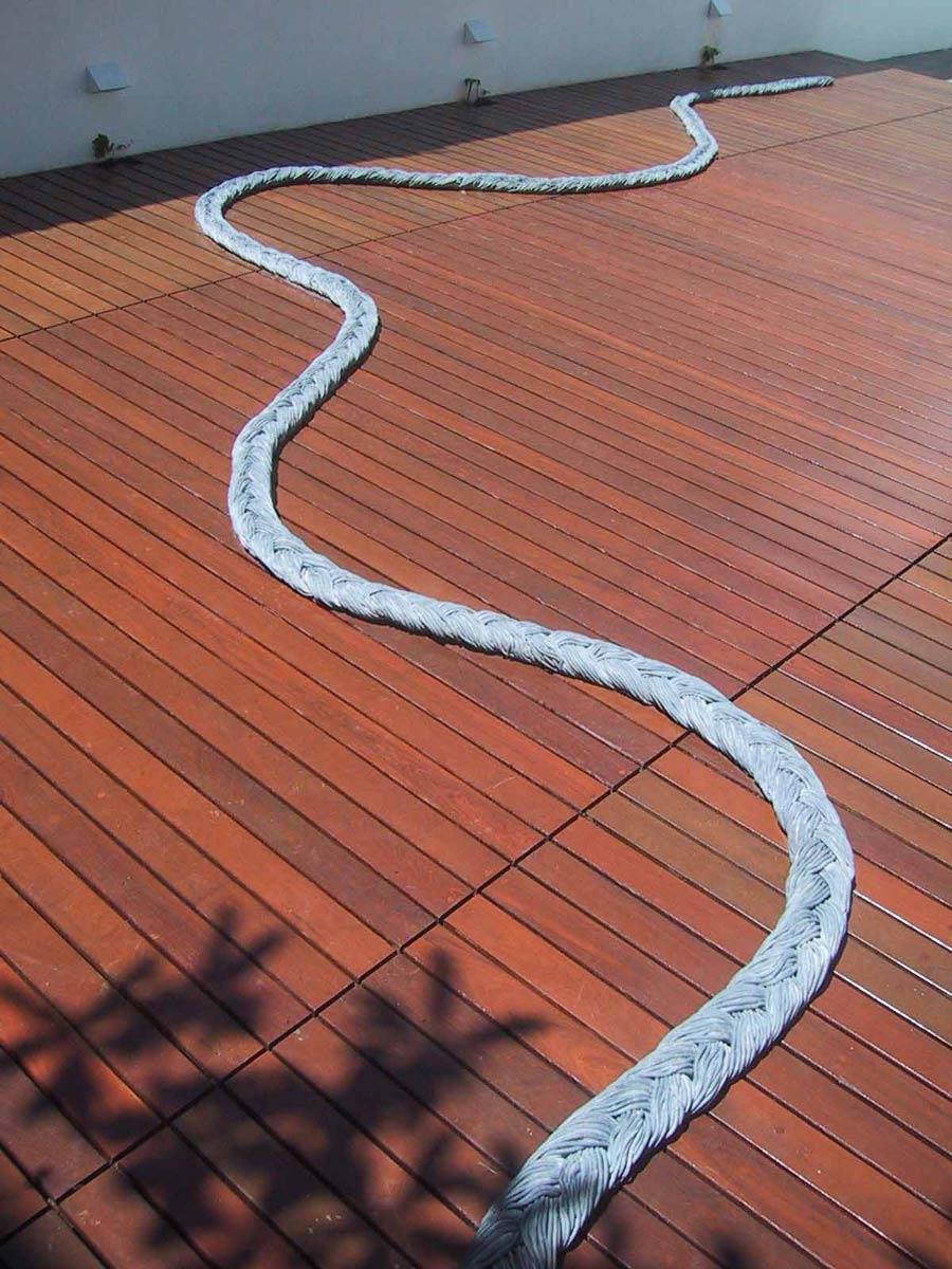 Untitled (braids)