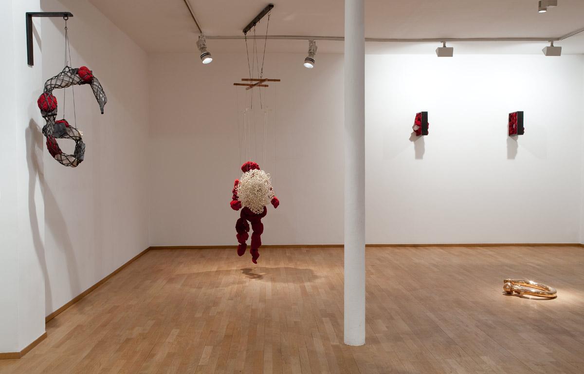"Exposição Individual – ""Presolar"" – Galerie Daniel Templon"