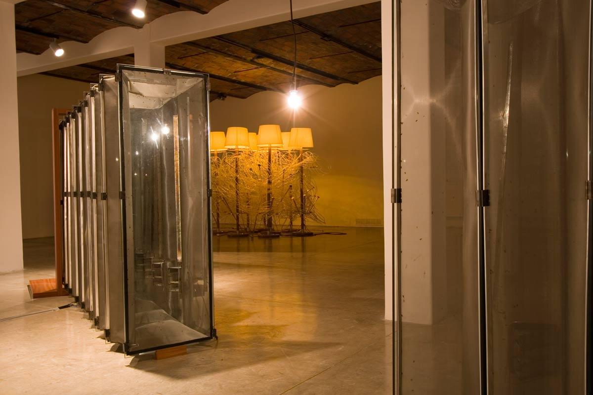 "Exposição Individual – ""Laminadas Almas"" – MoMA PS1"