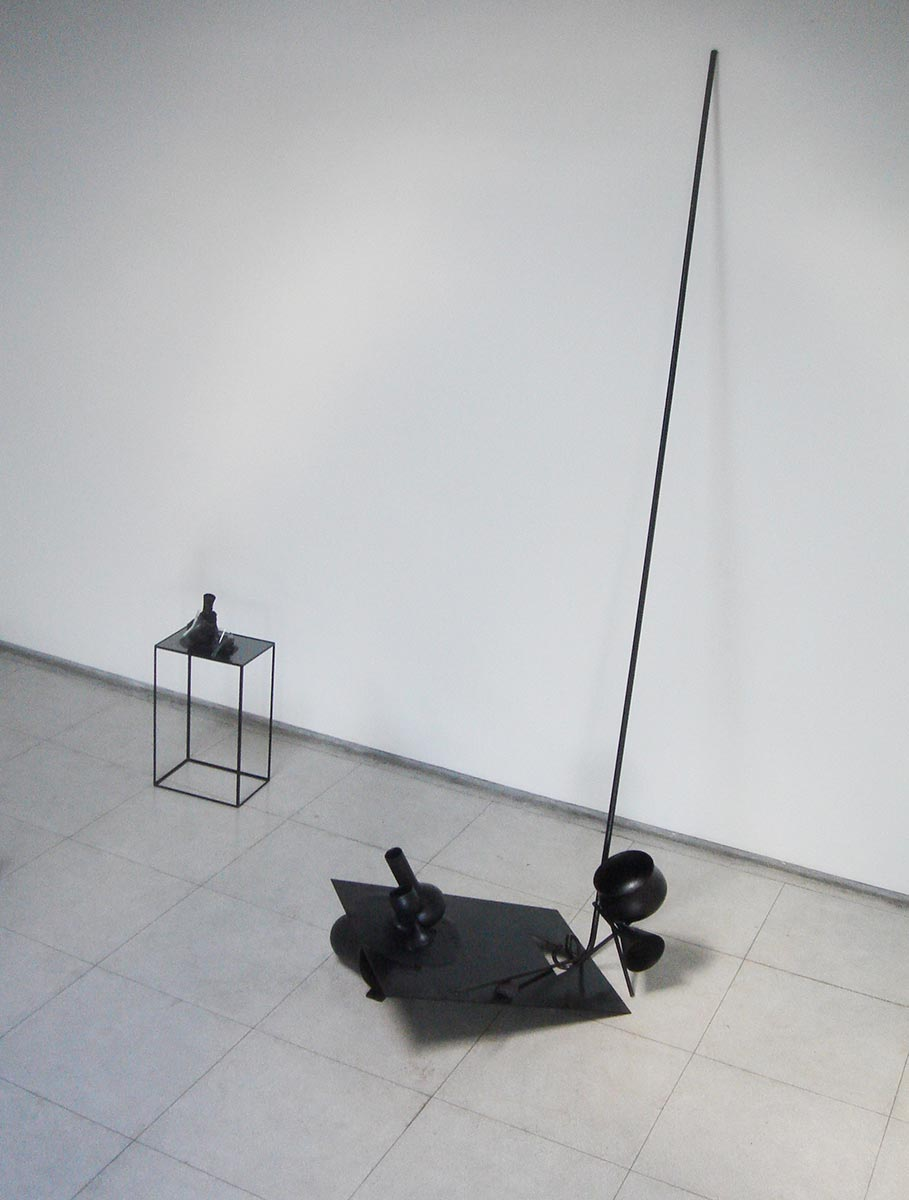 """Em Noite Escura"" – Manoel Macedo Galeria de Arte"