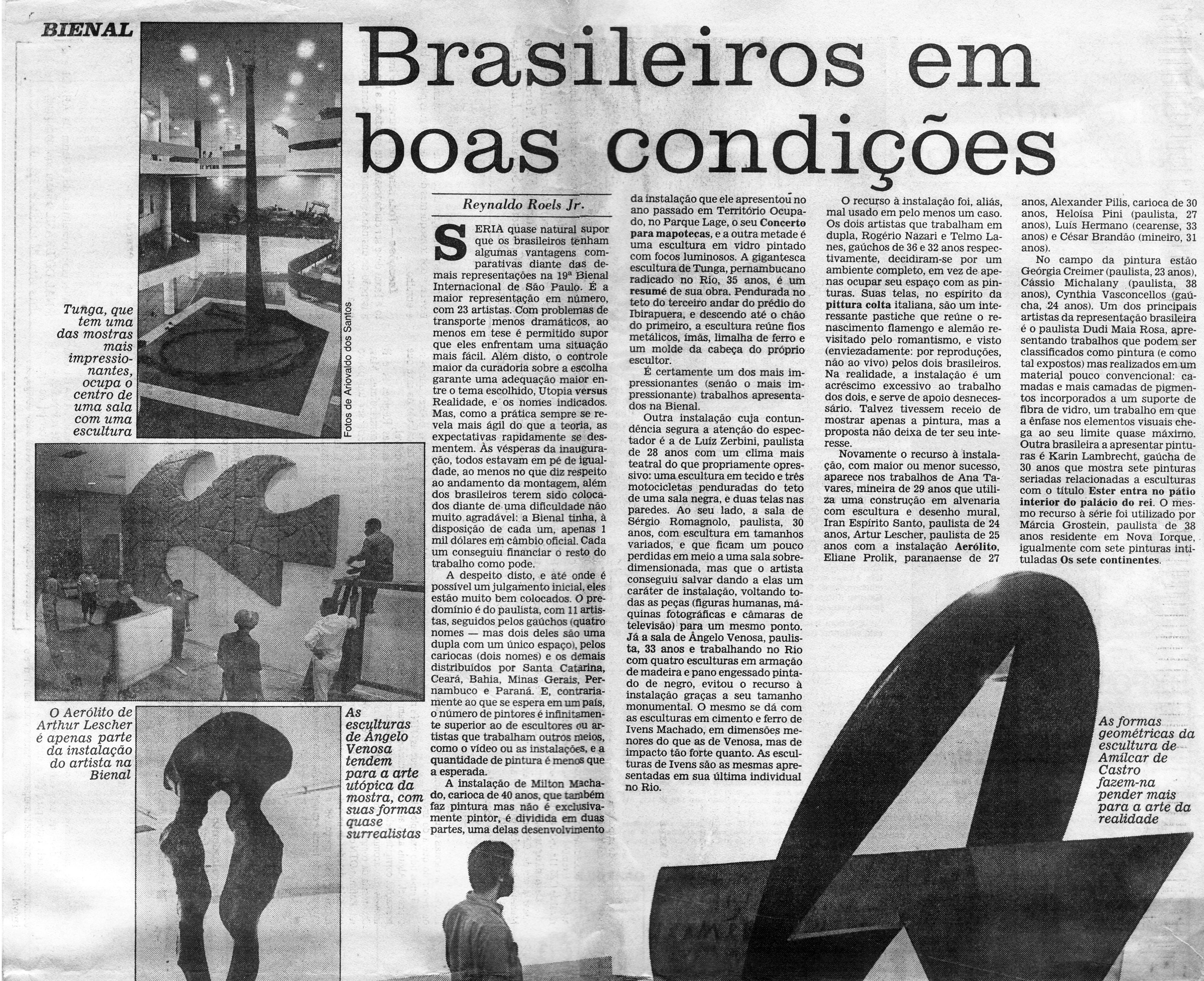 19ª Bienal Internacional de São Paulo