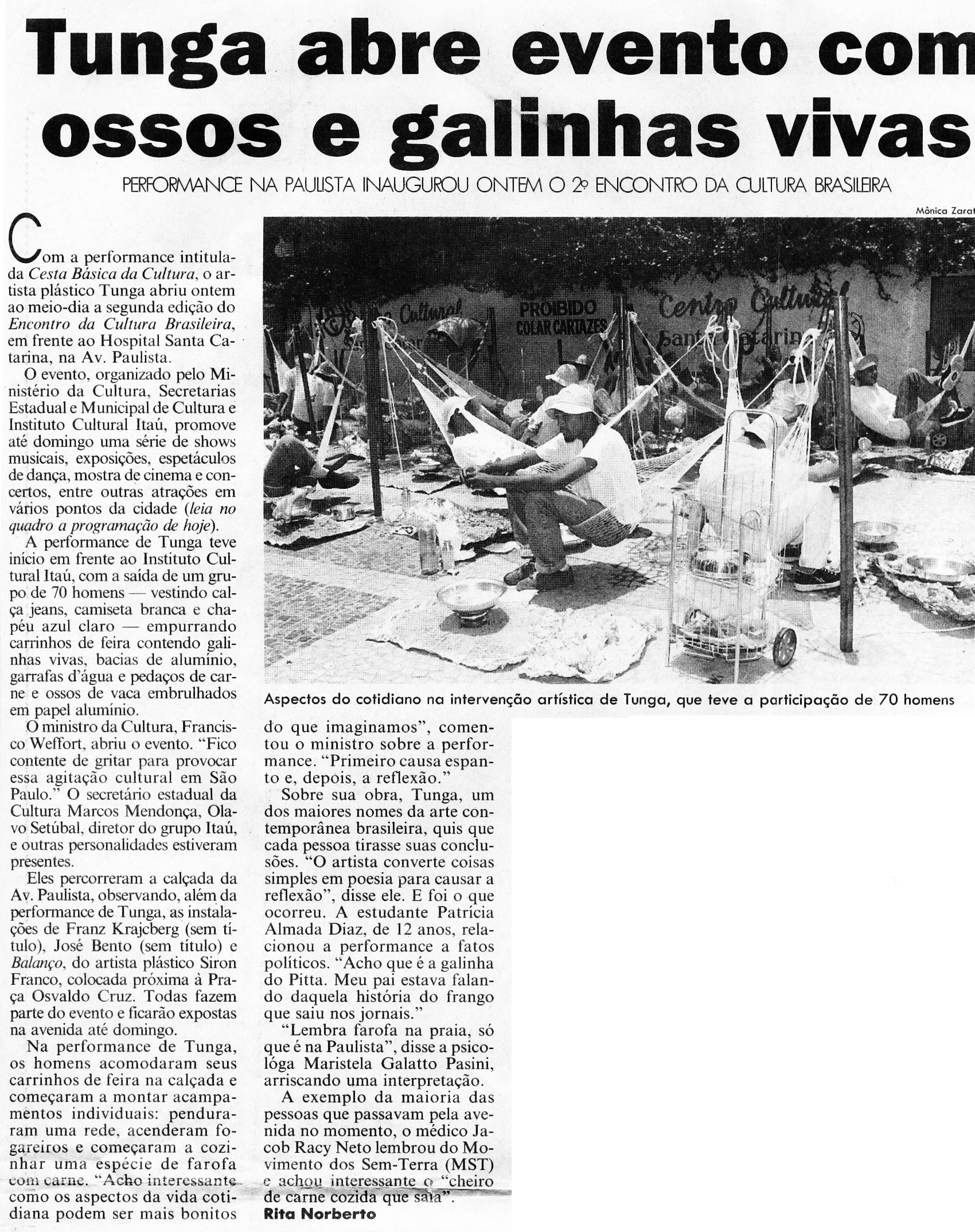 """Diversidade da Escultura Contemporânea Brasileira"" – Centro Cultural Itaú e Ministério da Cultura"
