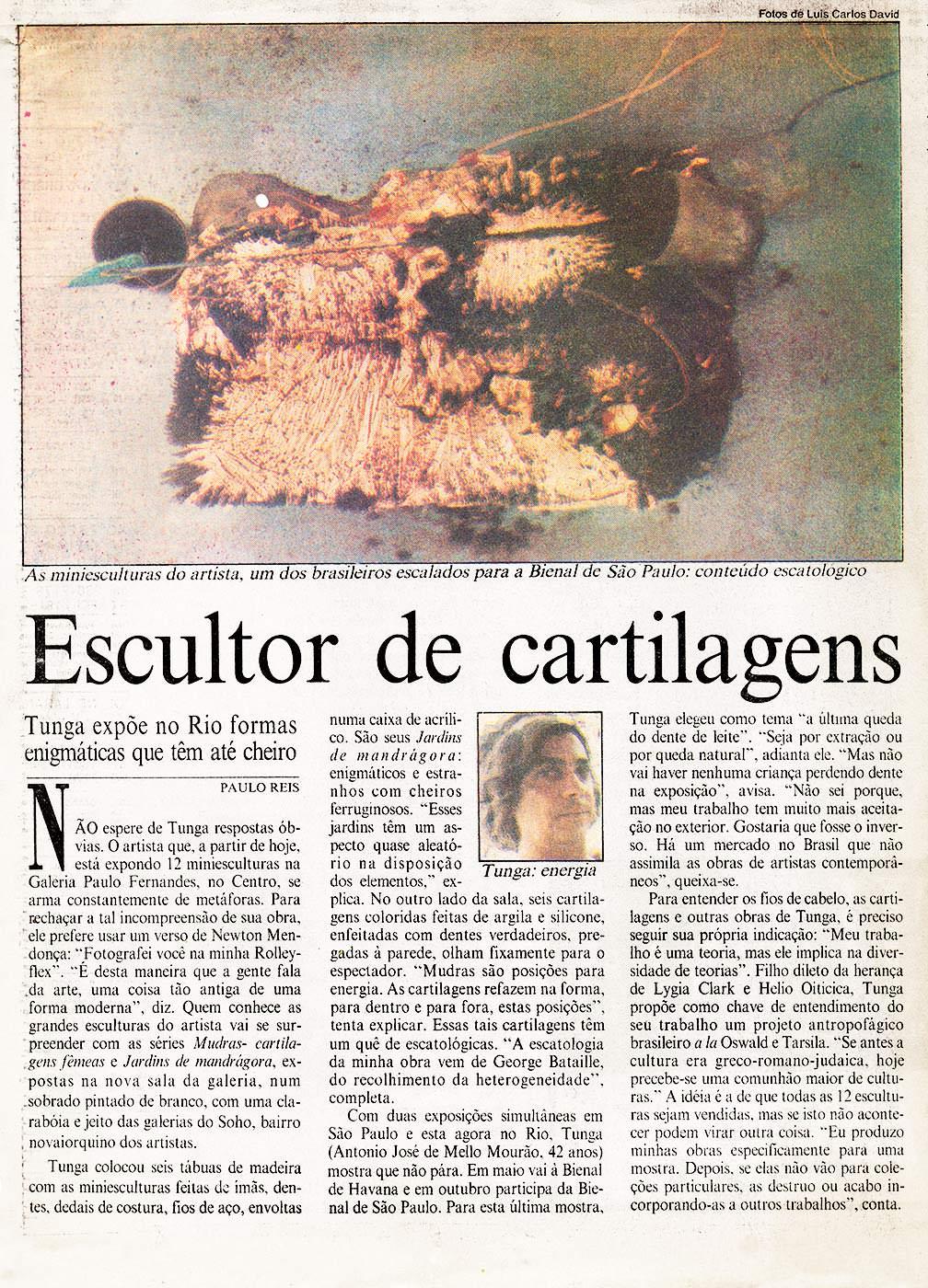 Exposição Individual – Galeria Paulo Fernandes