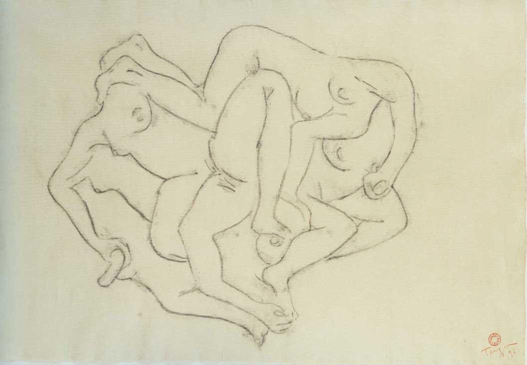 desenho em polvorosa