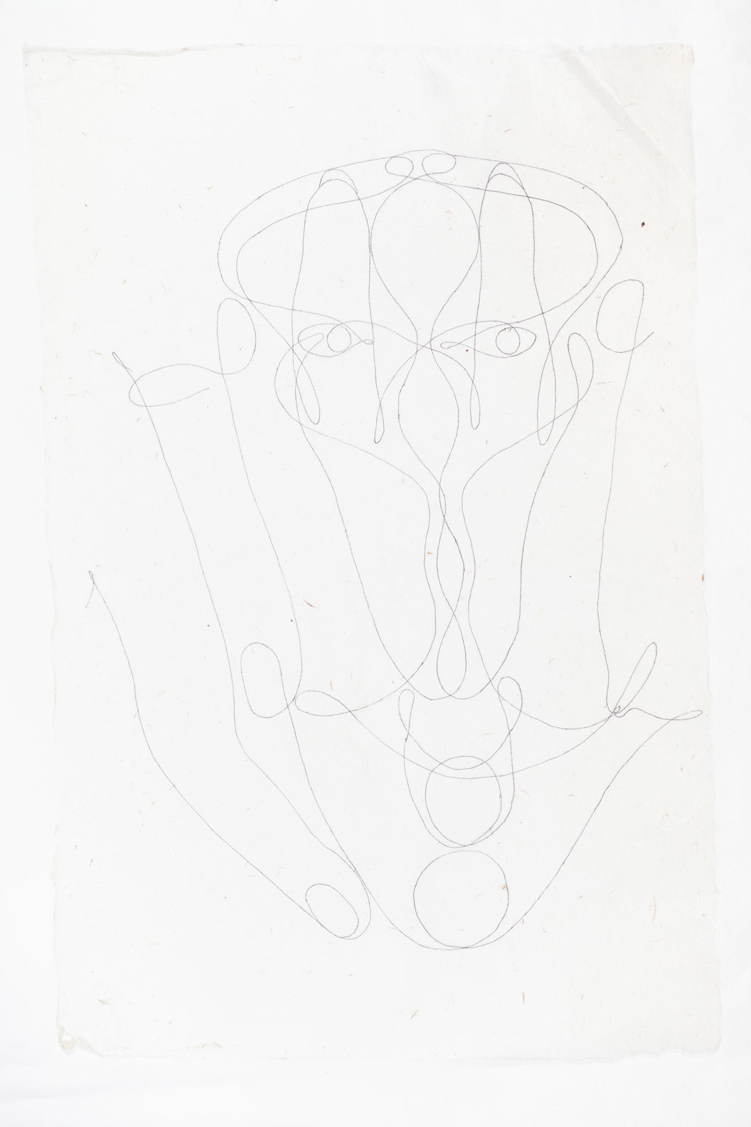 """From """"La Voie Humide"""" – Drawings"""