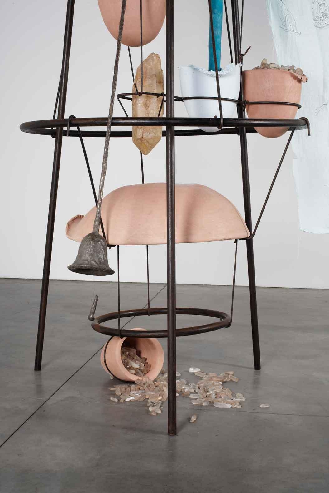 "From ""La Voie Humide"" – Esculturas"