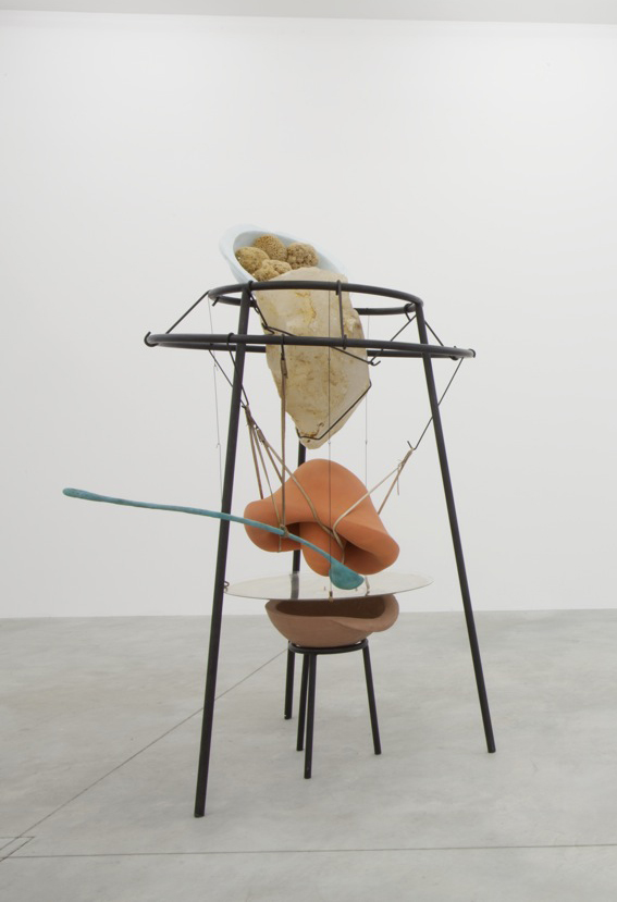 "Sculptures from the series ""From 'La Voie Humide'"""