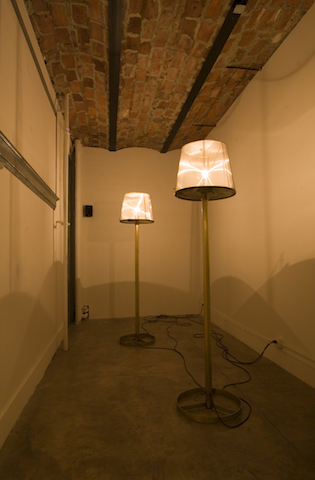 Untitled, from the series Lamps